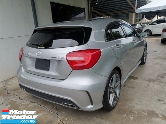 2015 MERCEDES-BENZ A45 2.0 AMG 4 Matic Unregister 1 Year Warranty