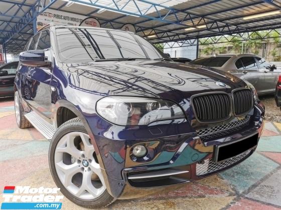 2007 BMW X5 Bmw X5 3.0 M SPORT Petrol 7Seat FULL LOADED WRRNTY