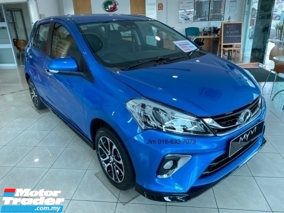 2021 PERODUA MYVI 1.5 FREE TAX EXTENDED BOOK NOW TO GET FAST CAR