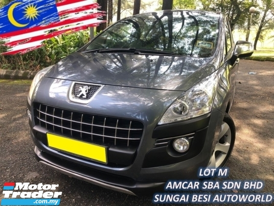 2013 PEUGEOT 3008 1.6 THP (A) TURBO PANORAMIC [SELL BELOW MARKET]