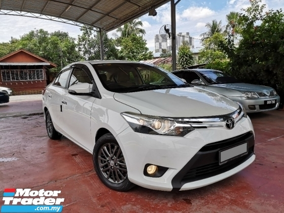 2014 TOYOTA VIOS 1.5 G VERSION LEATHER SEAT YEAR MADE 2014