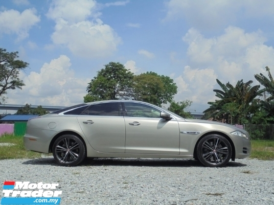 2011 JAGUAR XJ 5.0 LWB SUPERSPORT 8Speed LikeNEW Reg.14