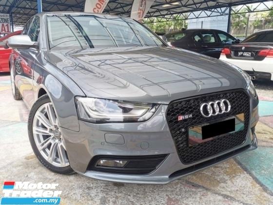 2013 AUDI A4 Audi A4 1.8 TFSi FACELIFT 8SPEED PUSH START WRRNTY