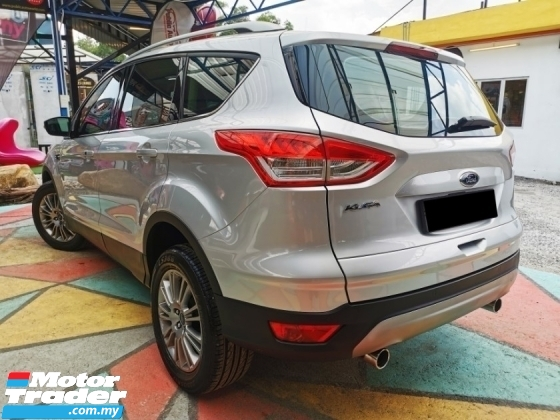 2013 FORD KUGA Ford KUGA 1.6 GTDI ECOBOOST KEYLESS Pw/BOOT WRRNTY