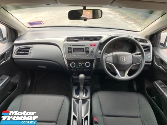 2015 HONDA CITY 1.5 (A) Sports Edition Spec