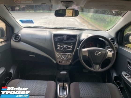 2016 PERODUA AXIA 1.0 (A) New Facelift Sport Edition