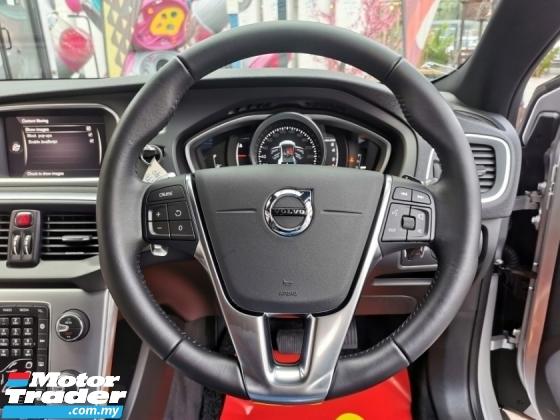 2018 VOLVO V40 Volvo V40 2.0 T5 DRIVE E FCELIFT LIMITED UNDWRRNTY