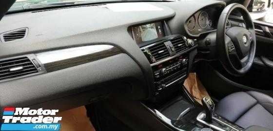 2016 BMW X4 2.0 m sport 4camera