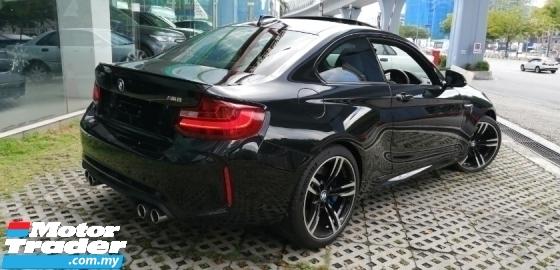 2017 BMW M2 3.0 m sport