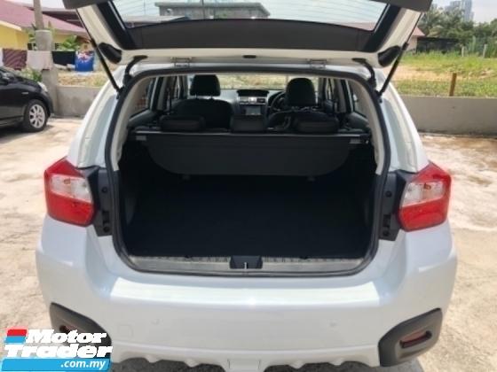 2015 SUBARU XV 2.0 (A) SPORT SUV LEATHER SEATS  OTR PRICE