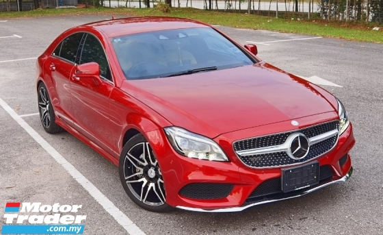 2015 MERCEDES-BENZ CLS-CLASS 2015 MERCEDES BENZ CLS 400 3.0 V6 AMG FACELIFT JAPAN SPEC CAR SELLING PRICE ONLY ( RM 285,000.00 NEG