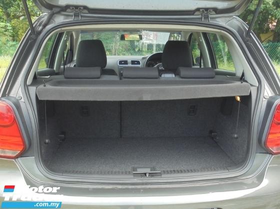 2011 VOLKSWAGEN POLO 1.2 TSI Sport Mk5 TipTOP LikeNEW