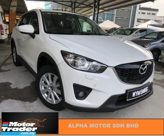 2013 MAZDA CX-5 SKYACTIV 2.0L HIGH