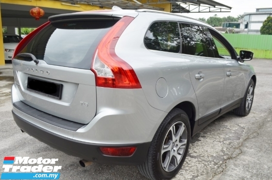 2013 VOLVO XC60 2.0 T5 (A) FULL SERVICE RECORD BY VOLVO