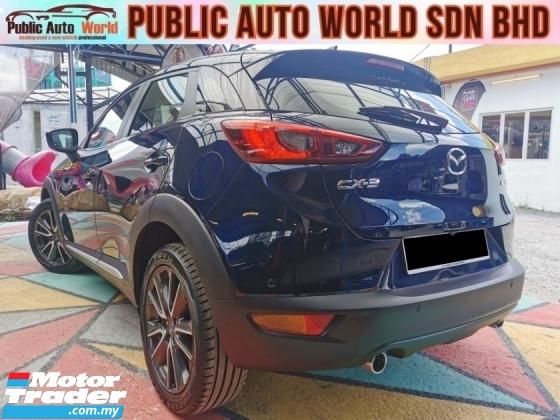 2016 MAZDA CX-3 Mazda CX-3 CX3 2.0 (A) 2WD SKYATIV S/ROOF WARRANTY