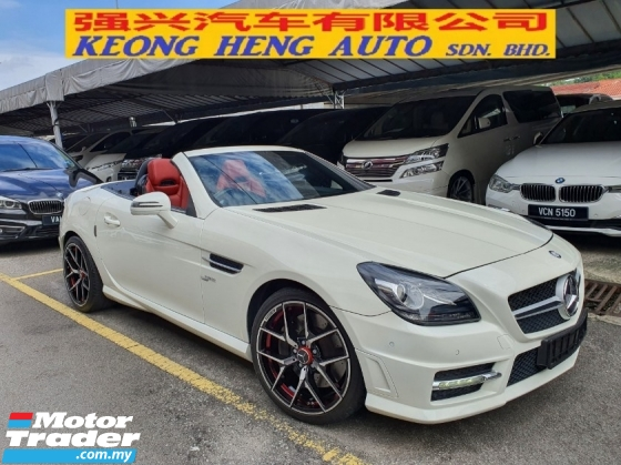 2012 MERCEDES-BENZ SLK SLK200 AMG BLUE EFFICIENCY *2 years GMR warranty*