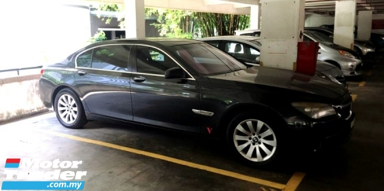 2010 BMW 7 SERIES 730LI Local BMW MALAYSIA