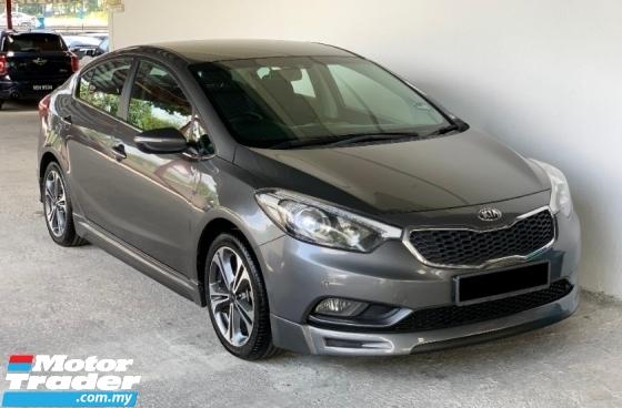 2014 KIA CERATO K3 1.6 Auto Facelift Premium High Spec