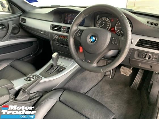 2012 BMW 3 SERIES 320i M-Sport (A) Original M Performance Spec