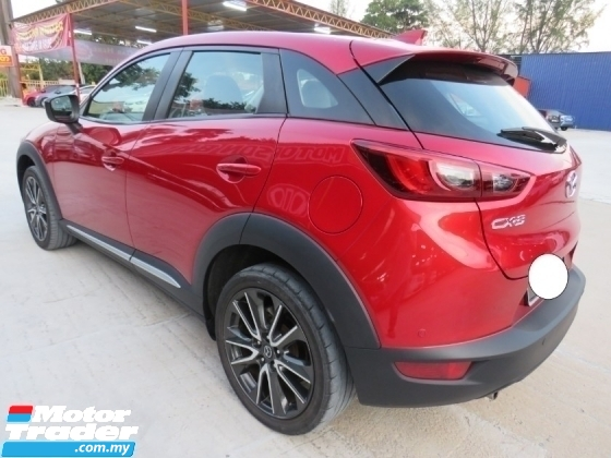 2018 MAZDA CX-3 2.0 (A) ONE OWNER 2WD HIGH SPEC HIGH LOAN