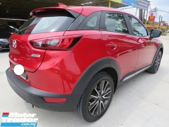 2017 MAZDA CX-3 2.0 (A) NICE NO PLATE 5900 ONE OWNER HIGH LOAN