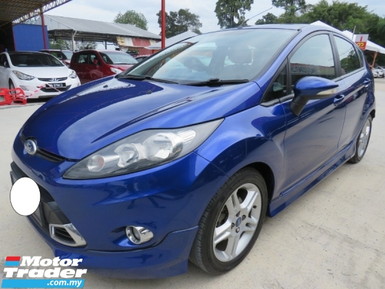 2014 FORD FIESTA 1.6L SPORT XLT HIGH SPEC HIGH LOAN ONE OWNER