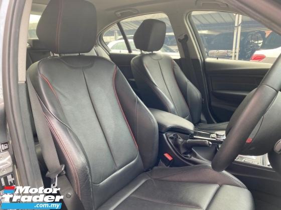 2015 BMW 3 SERIES 320I SPORTS LINE CKD FS UW Actual Year Make