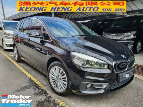 2015 BMW 2 SERIES 220i Gran Tourer MPV *Under warranty* CBU