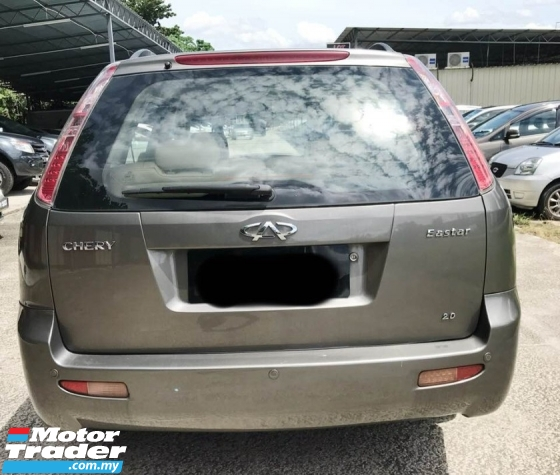 2012 CHERY EASTAR 2.0 SUNROOF LEATHER SEAT EXCELLENT CONDITION