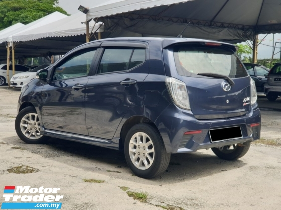2017 PERODUA AXIA 1.0 Advance TIPTOP CONDITION