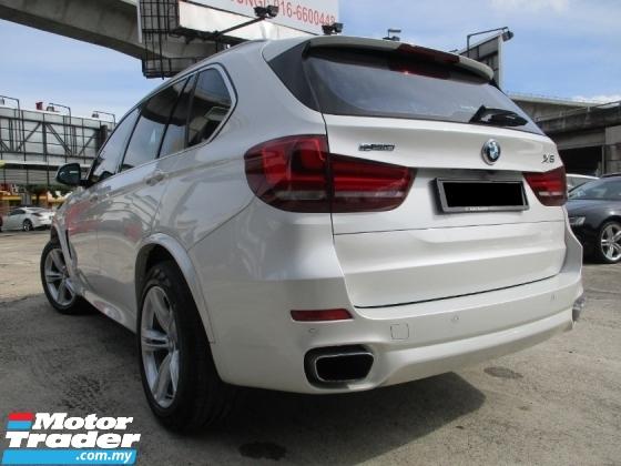 2016 BMW X5 xdrive40e M Sport (A) FulServices Record U/Waranty
