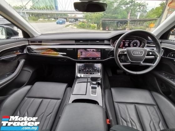 2018 AUDI A8 {U.K Audi Approved Pre-Owned* 100%-Genuine Mileage} 2018 Audi A8 L 3.0L 55 TFSi S.Line Full A8L
