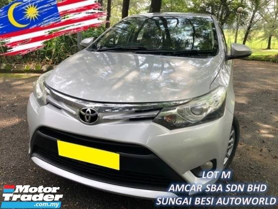 2014 TOYOTA VIOS 1.5 G SMART/PUSHSTART/LEATHER 1 OWNER XP150