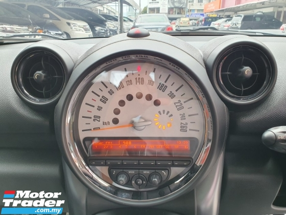 2014 MINI PACEMAN 1.6 (A) Turbo *2 years warranty* Reg 18