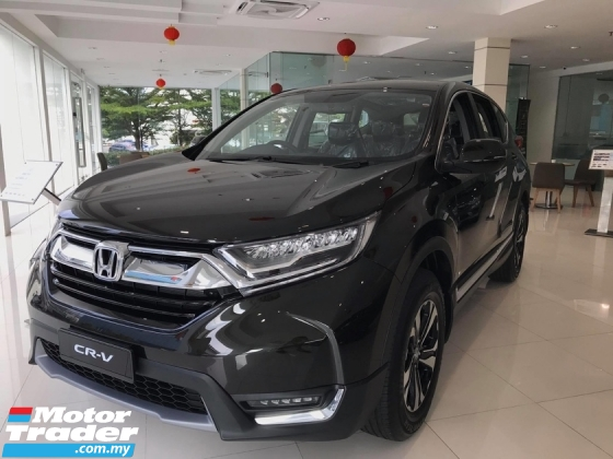 2020 HONDA CR-V Free Rm8888 Aero Package Plus Full Accesserios For First 10 Booking Customer 0 Tax Mininum D Payment