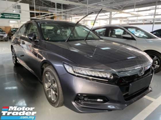 2020 HONDA ACCORD Free Rm8888 Modulo Bodykit Plus Full Accesserios Package For First 10 Booking Customer 0 Tax Mininum
