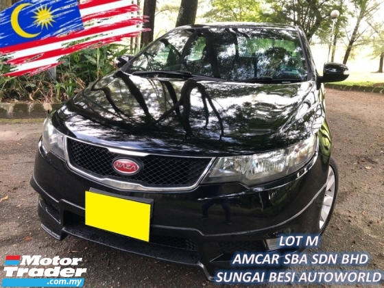 2011 KIA FORTE 1.6 SX ENHANCED (A) PUSH/START PREMIUM