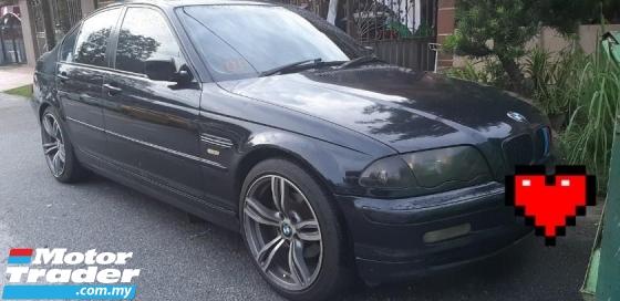 2001 BMW M5 E46