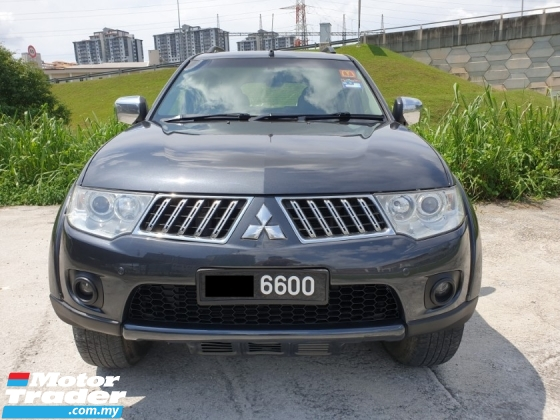 2009 MITSUBISHI PAJERO 2.5 SPORT GS (A) SUV KING MUST VIEW