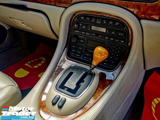 1997 JAGUAR DAIMLER Jaguar DAIMLER 4.0 V8 SUPERCHARGED COLLECTION ITEM