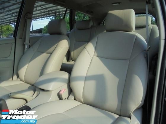 2012 TOYOTA INNOVA INNOVA 2.0 G VVT-i Facelift TipTOP LikeNEW