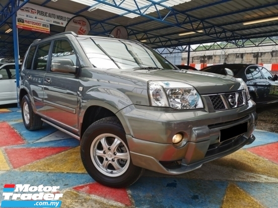 2011 NISSAN X-TRAIL Nissan X-TRAIL 2.0 4WD ENHANCED F/LIFT BKIT WRRNTY