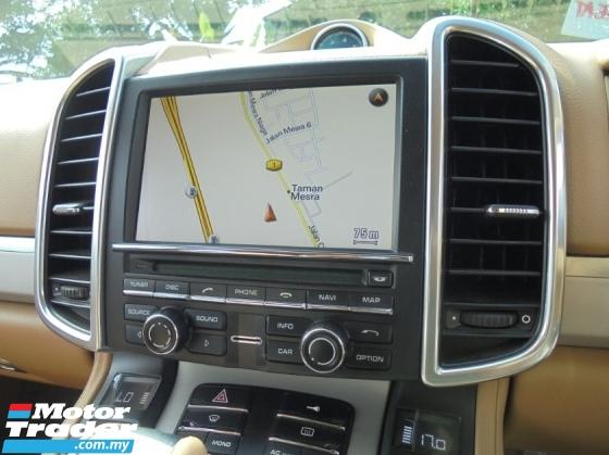 2011 PORSCHE CAYENNE 3.0 DIESEL 958 Turbo GPS Powerboot