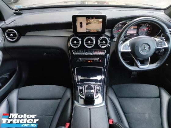 2016 MERCEDES-BENZ GLC 250 AMG 4Cam PCS LKS HUD PBoot Unregister