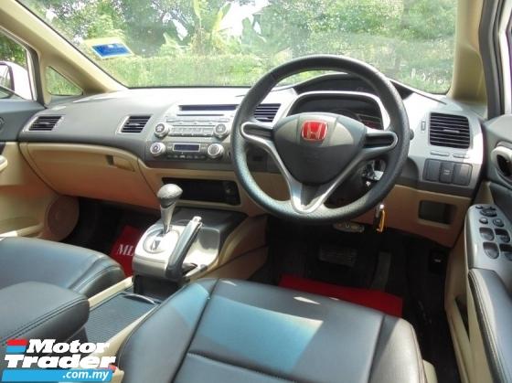 2007 HONDA CIVIC 1.8 S-L i-VTEC FD MUGEN LOANKEDAI