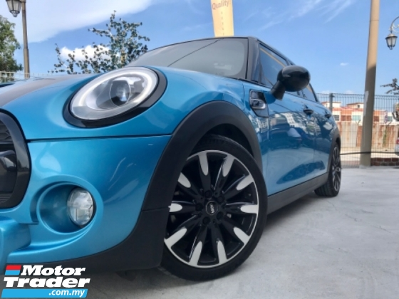 2016 MINI Cooper S 2.0 Turbocharged MUST VIEW