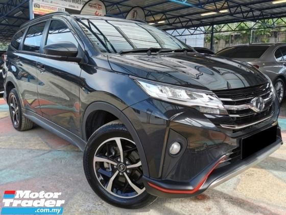 2019 PERODUA ARUZ Perodua ARUZ AV 1.5L LEATHER KEYLESS L/MILE WRRNTY