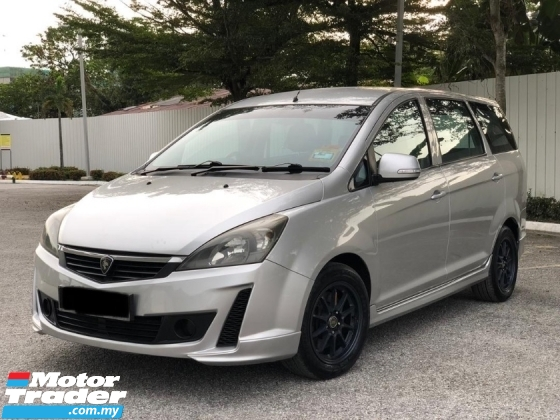 2014 PROTON EXORA 1.6 CPS TURBO(A)ROOF DVD MONITOR PLAYER