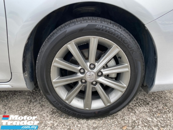 2015 TOYOTA CAMRY 2.0 GX (A) HIGH LOAN AVAILABLE