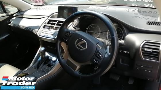 2015 LEXUS NX NX 200 turbo 2015